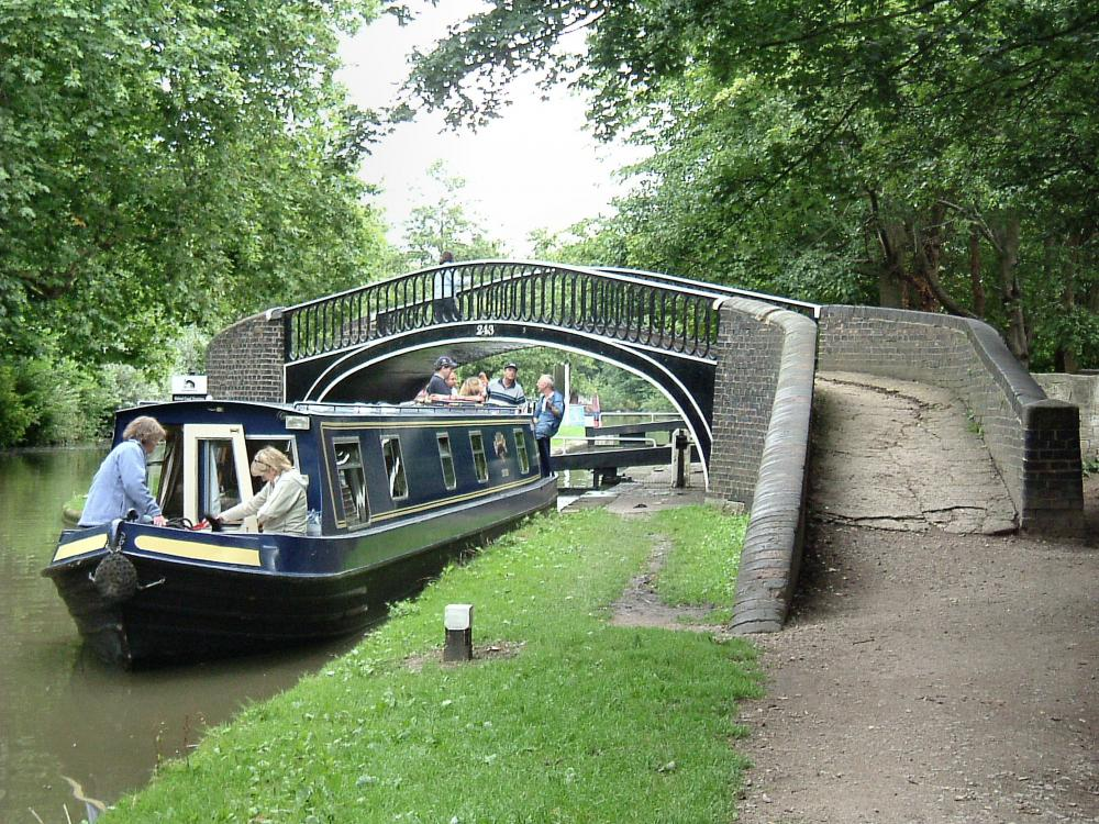Oxford Canal Bridge