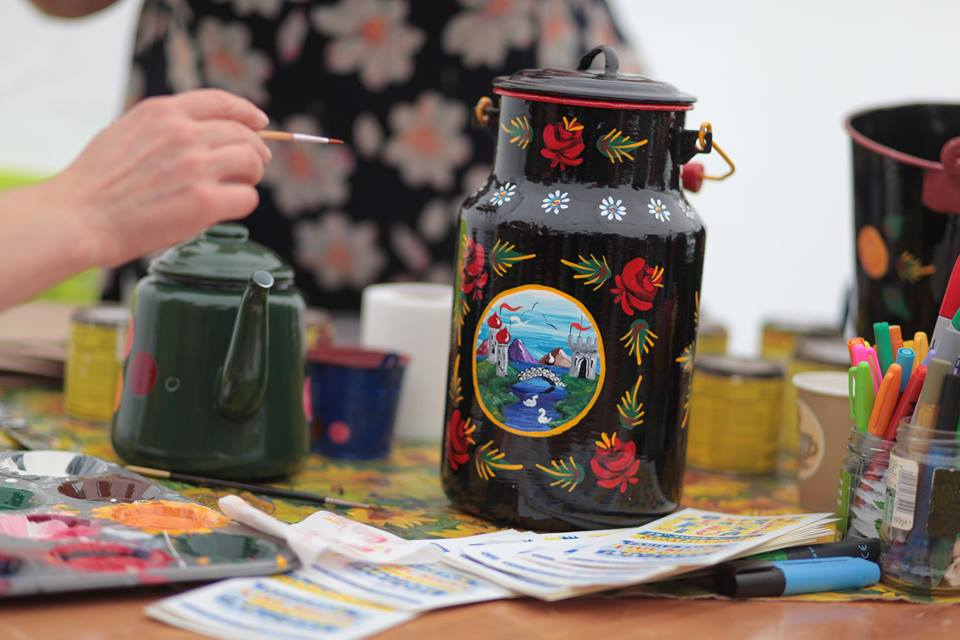 Oxford Canal Festival 2016 Crafts