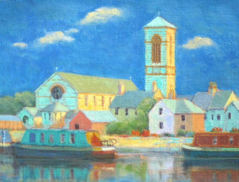 Valerie Petts - St Barnabas 5