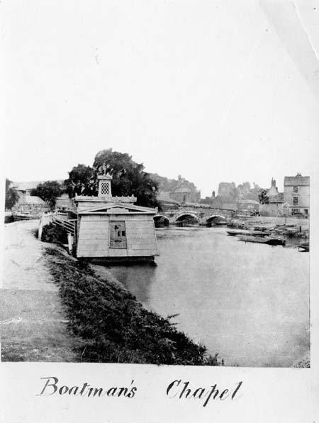 Boatman's Floating Chapel