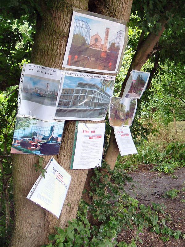 Jericho Boatyard Development Tree