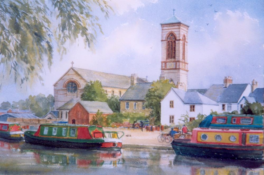 Valerie Petts - St Barnabas Church