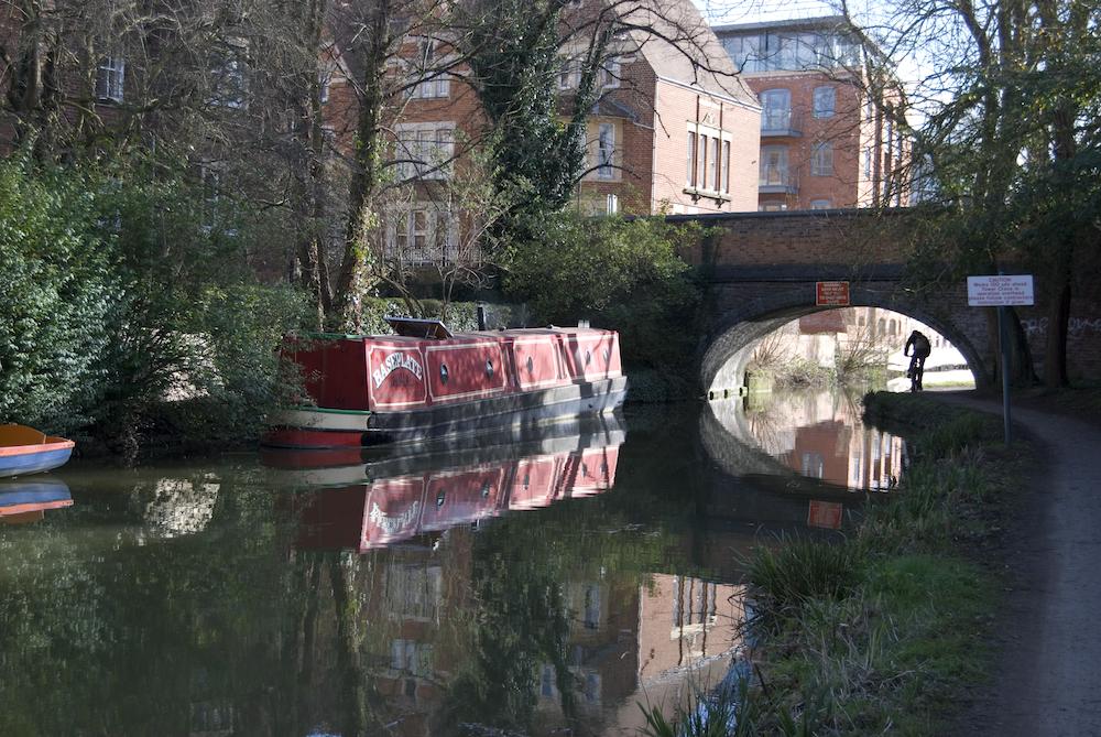 Walton Well Bridge